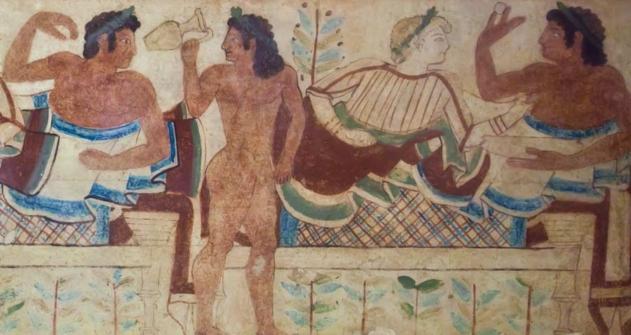 Podda Fattoria Pian degli Organi - Formaggi, Cacio Etrusco